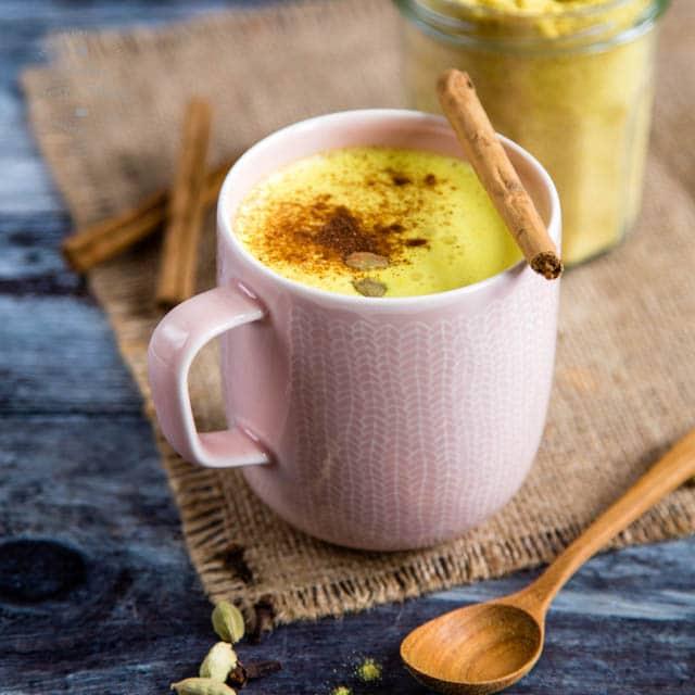 5 Turmeric Tea Recipes – Plus The Health Benefits Of Turmeric